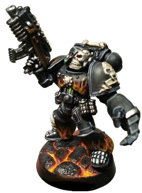 Space Marine - Legion of the Damned