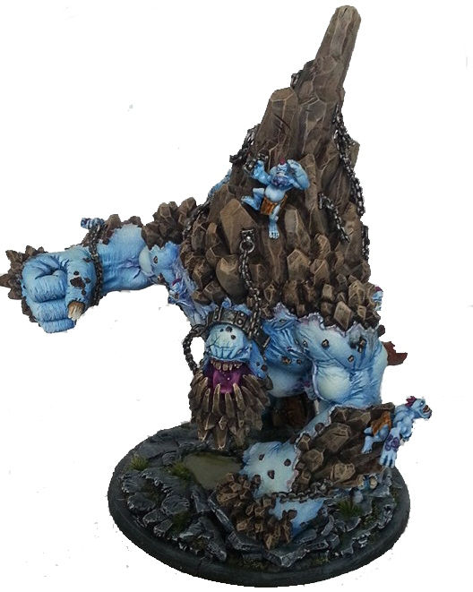 Trollbloods - Mountainking