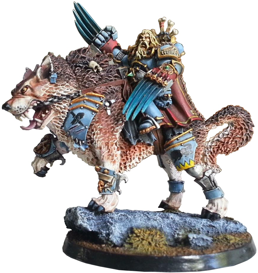 Canis Wolfborn - Space Wolf